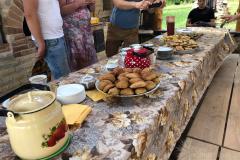 Avatud Noortalunikud Tammejuure mahetalu laud on kaetud