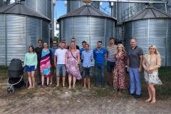 Avatud Noortalunikud Tammejuure mahetalu osalejad